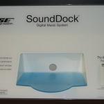 Acrylic Sound Dock Station