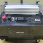 ABS casing and polycarbonate lid