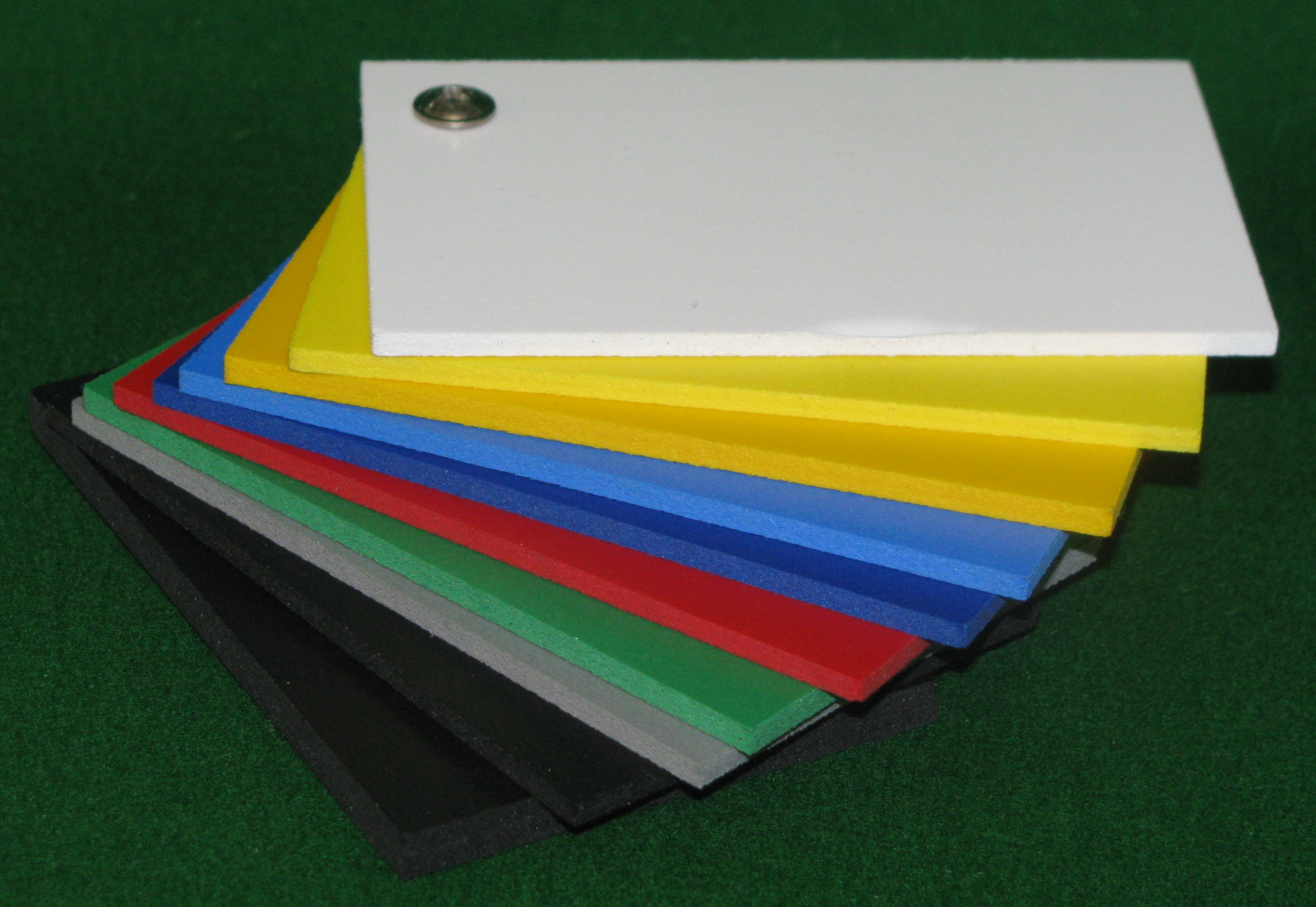 All Type Plastic Fabrication Foam PVC