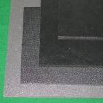 Range of ABS Black and Grey panels with texture