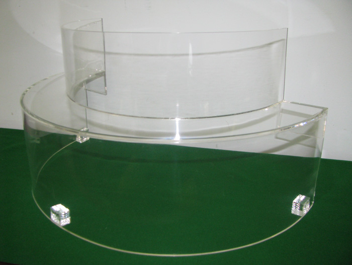 acrylic machine guards