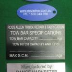 Laser ID Tags