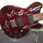 Powderfinger Guitar Display Stand