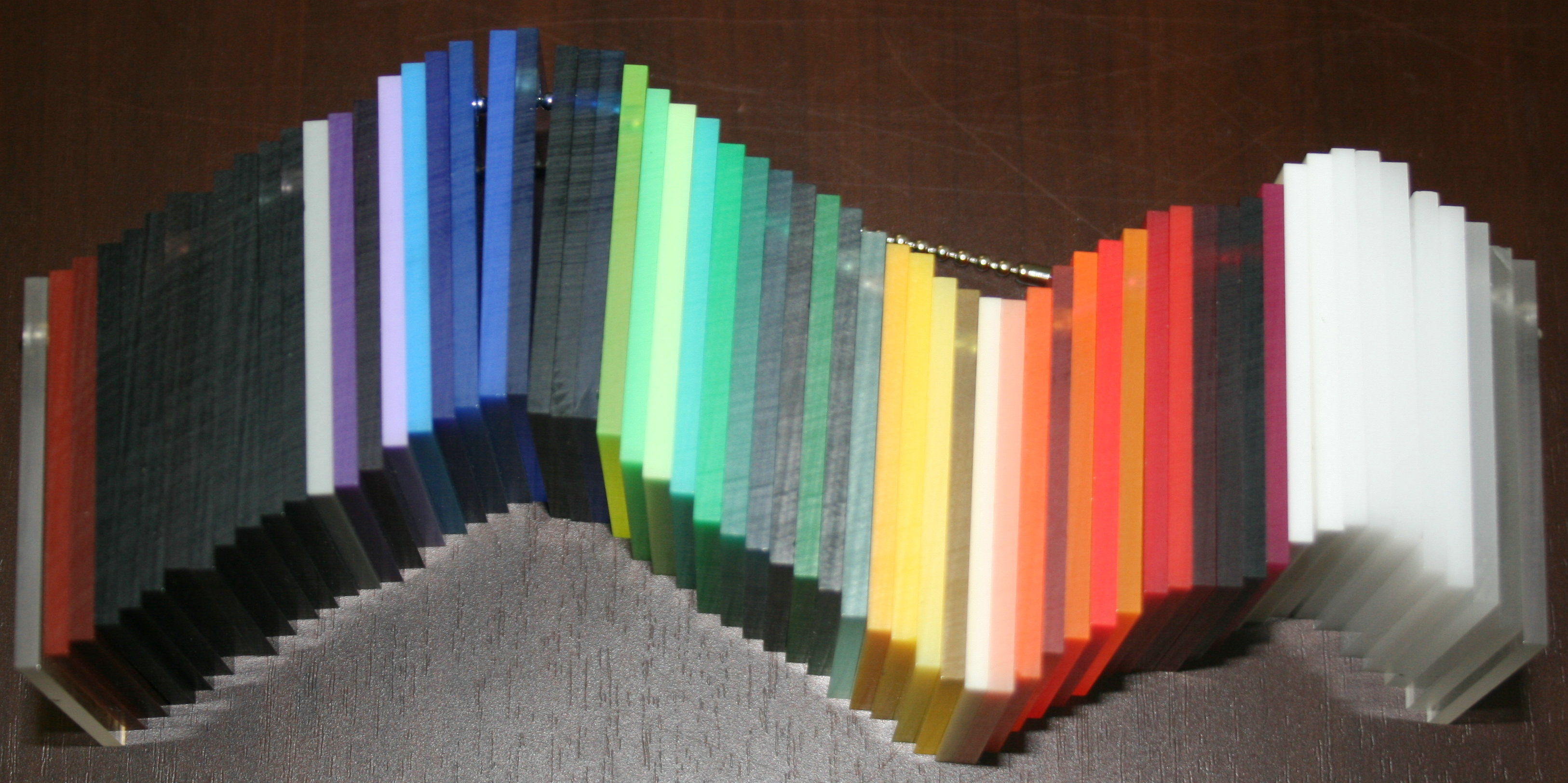 All Type Plastic Fabrication 187 Commercial Cast Acrylic