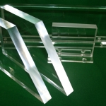 Highly Polished Laser Cut Edges