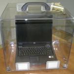 Polycarbonate clear case