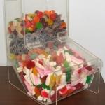 Acrylic Lolly Bin
