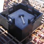 Pre Cast Concrete Framework