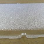"""Textured skylight """"Seadrift"""" pattern"""