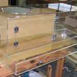 Large Clear Acrylic Animal Enclosure