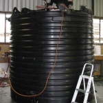 Fabrication/Manufacturing of Large Tank