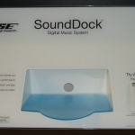 Acrylic Sound Dock Station