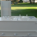 Specialised Chemical Treatment Tank