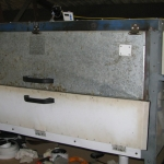Heating Oven for blanks of acrylic