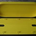 Inner of Yellow HDPE Machine Guard