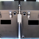 Twin Chemical HDPE Tanks