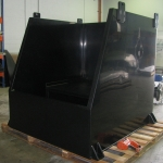 Reinforced HDPE Bund and Inner Stand