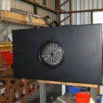 Large HDPE Commerical Water Tank